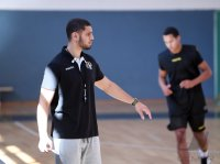 Training Barmer 2. Basketball Bundesliga am 08.09.2020 in Tuebingen (Panzerhalle Tuebingen)