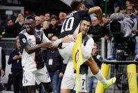 FUSSBALL SERIE A 2019/2020: Inter Mailand - Juventus Turin