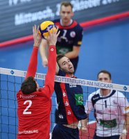 Volleyball 1. Bundesliga  Saison 19/20:  TV Rottenburg - SVG Lueneburg